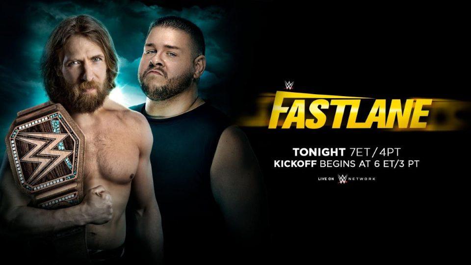 WWE Fastlane: Resultado en directo