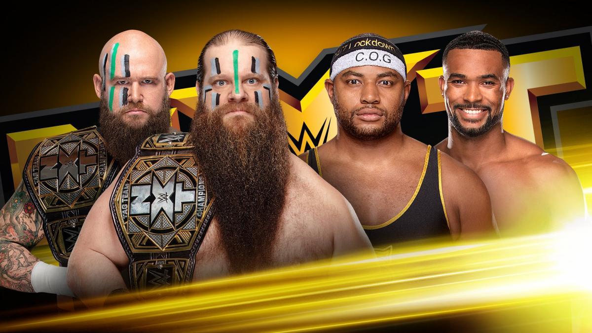 WWE NXT: Resultados en directo 24 de abril