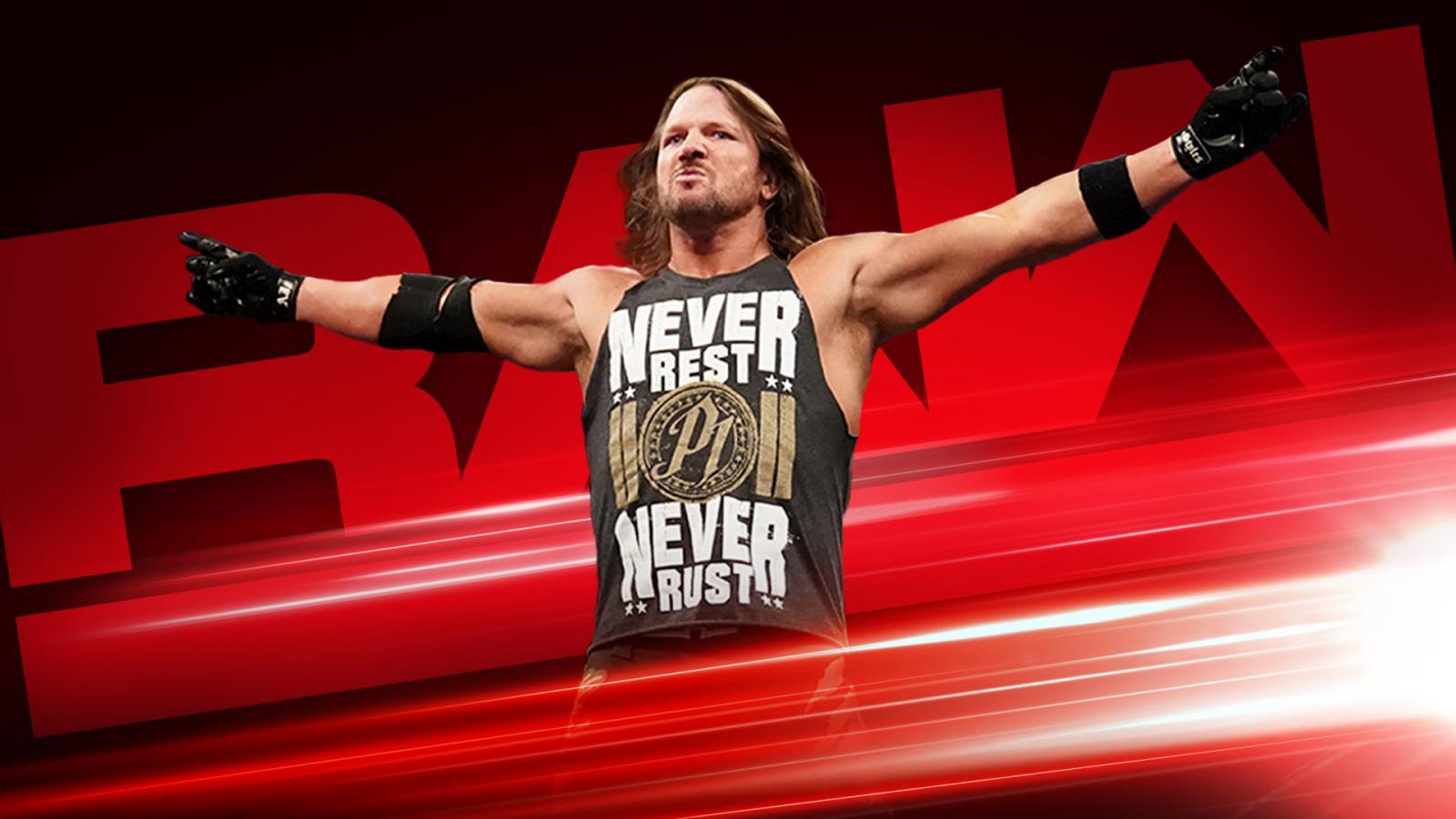 WWE Raw Resultados 6 de mayo