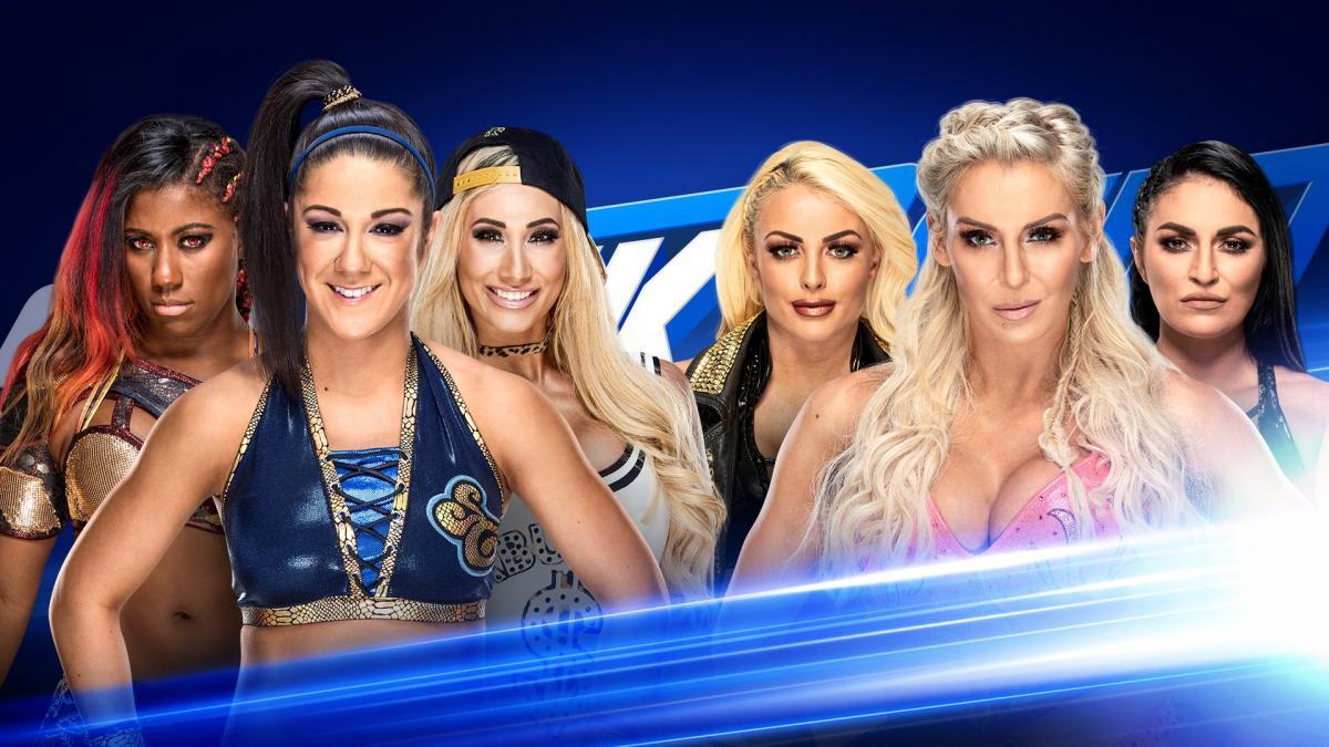 SmackDown Resultados 7 de mayo