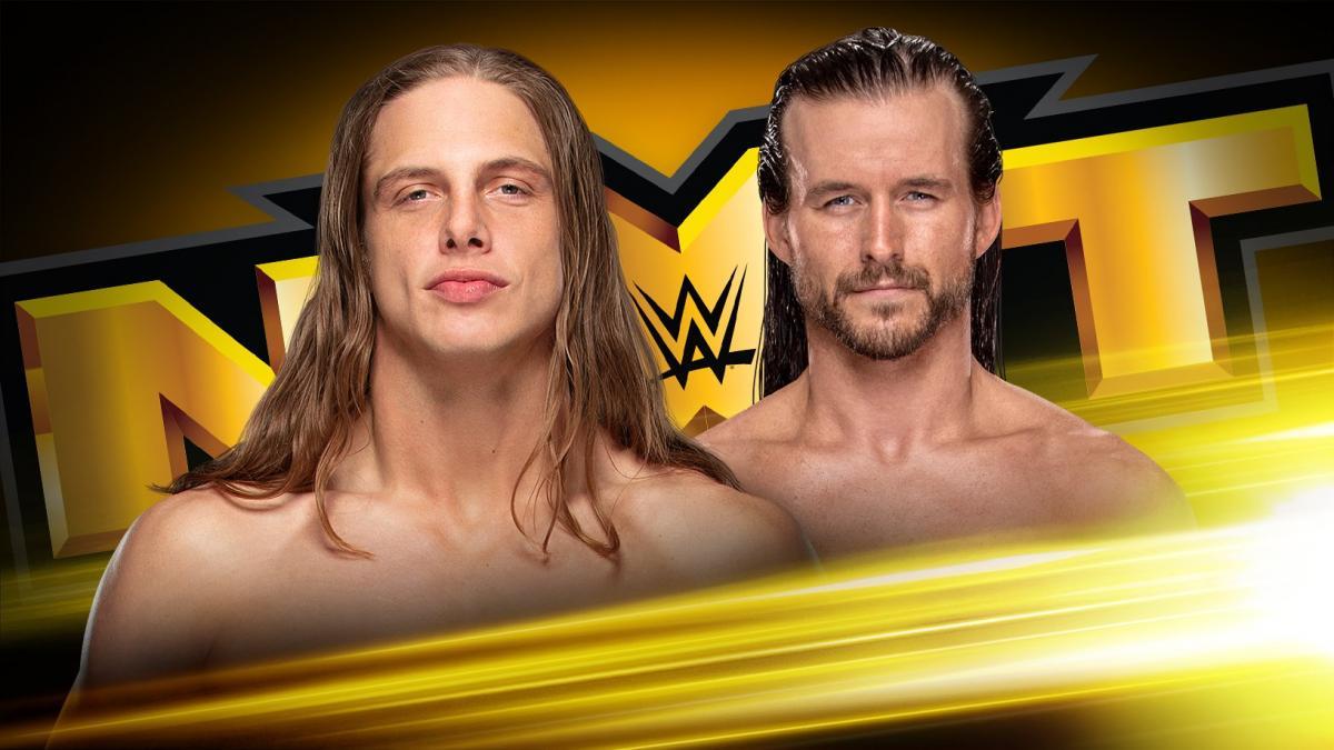 NXT Resultados 8 de mayo