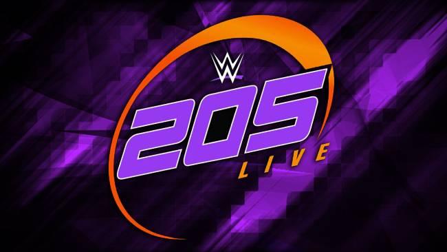 Resultados WWE 205 Live 30 abril 2019
