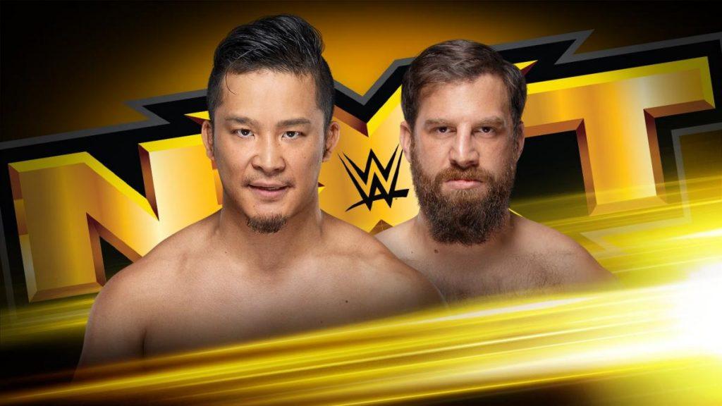 Previa WWE NXT: 12 de junio de 2019