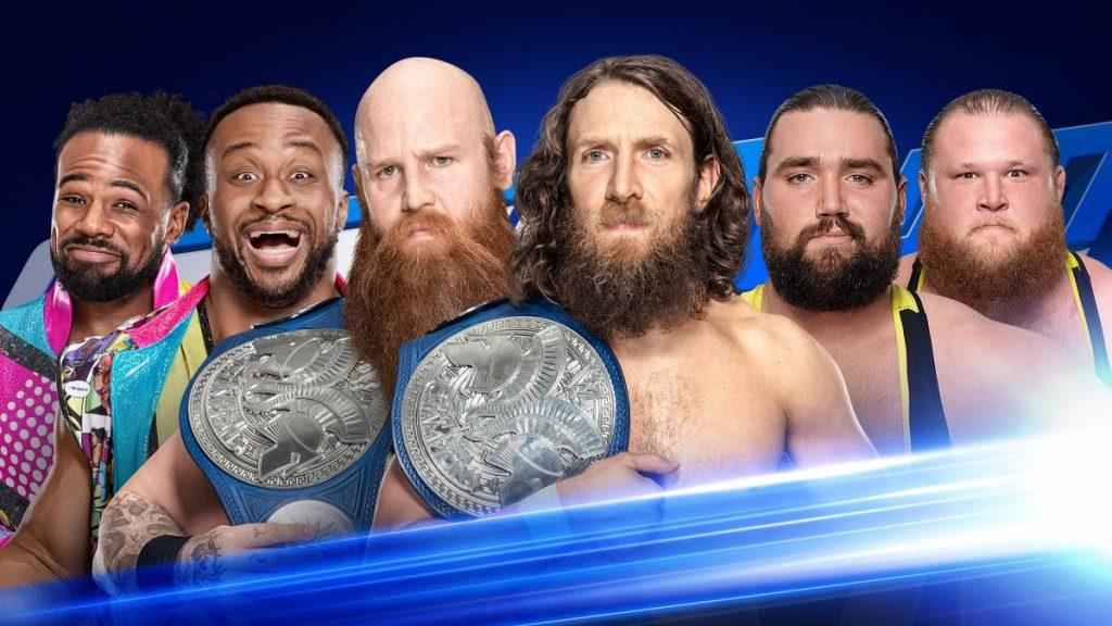Previa WWE SmackDown: 9 de julio de 2019