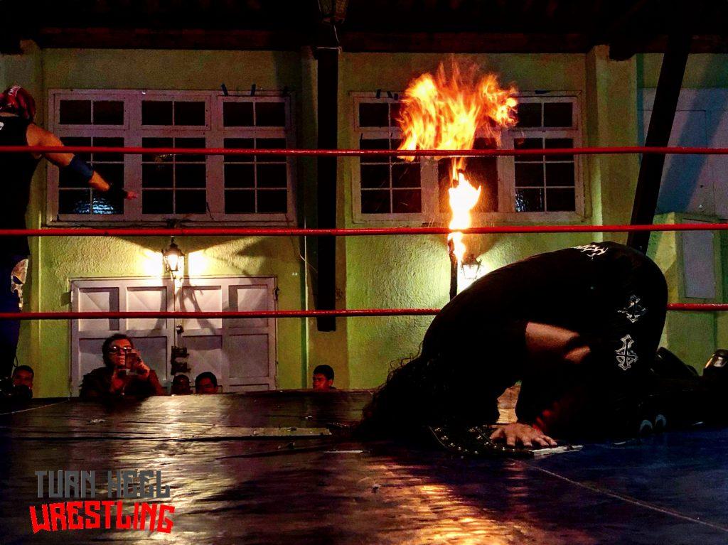 Wrestling en las venas: Emeritus III presente y futuro del Wrestling Colombiano