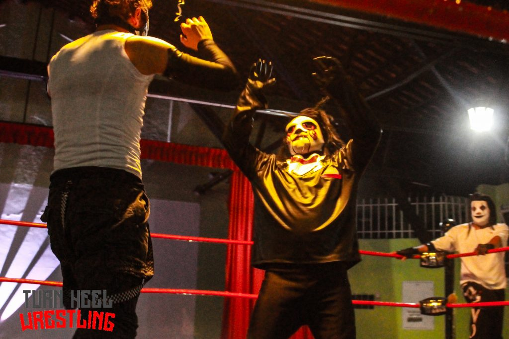 Wrestling Colombiano: Emeritus III nuevo campeón nacional SAW-WAG