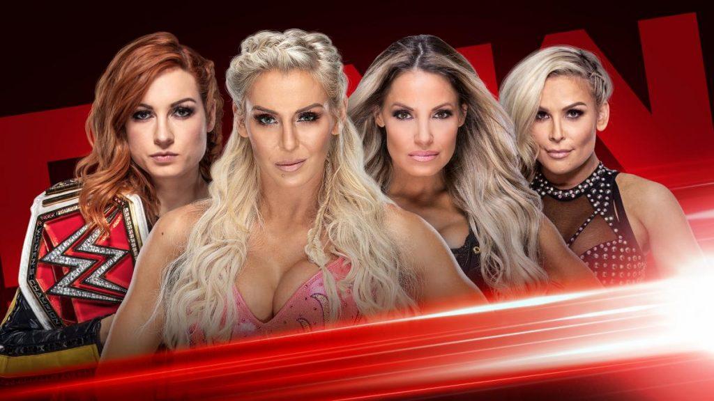 WWE Raw en directo 5 de agosto