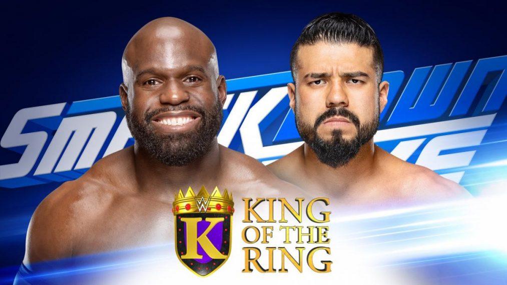 WWE confirma los primeros enfrentamientos del King of the Ring para la semana que viene
