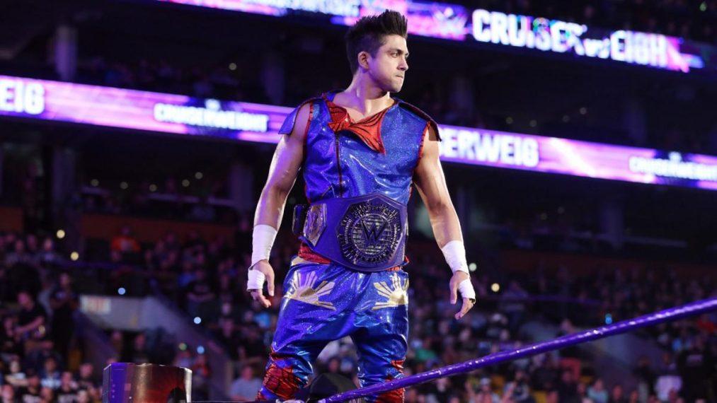 New CruiserWeight Champion T.J. Perkins September 14, 2016