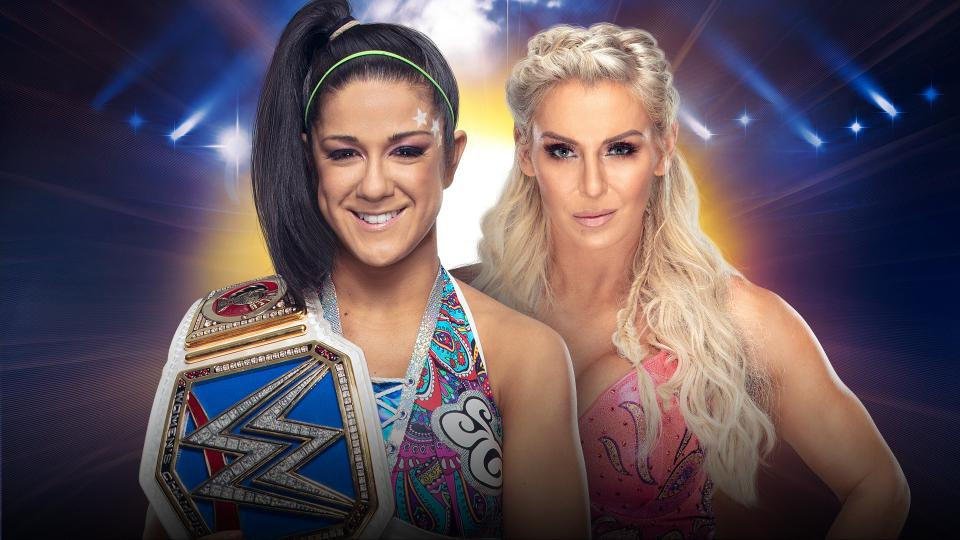 Bayley Clash of Champions