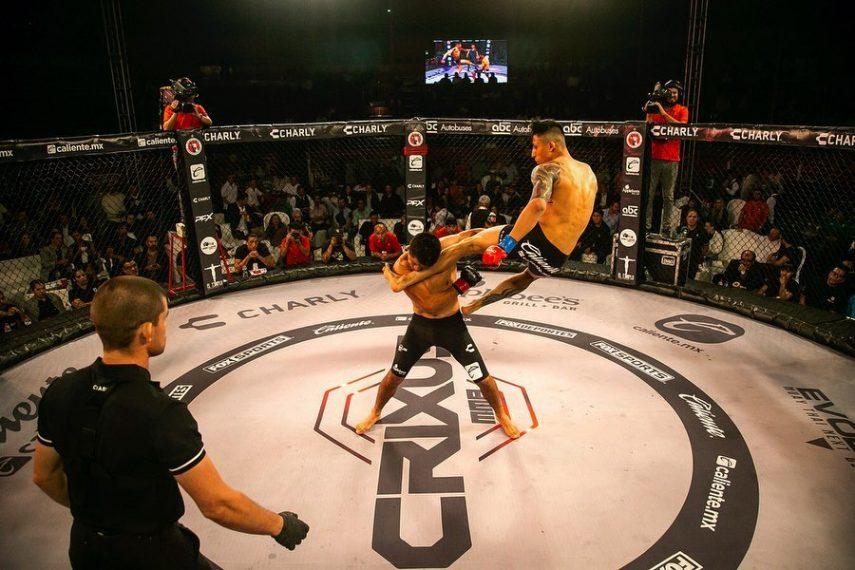 Crixus MMA – UGP el evento del año en las artes marciales mixtas colombianas