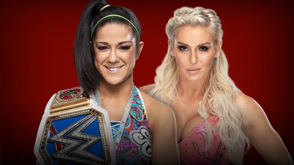 Bayley Charlotte Hell in a Cell