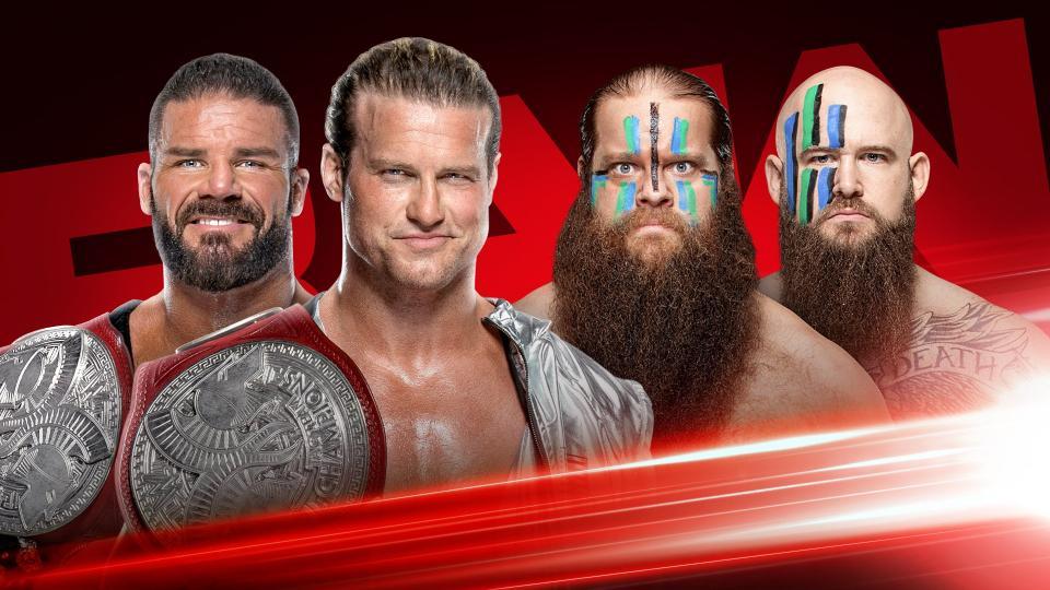 Previa WWE Raw: 7 de octubre de 2019