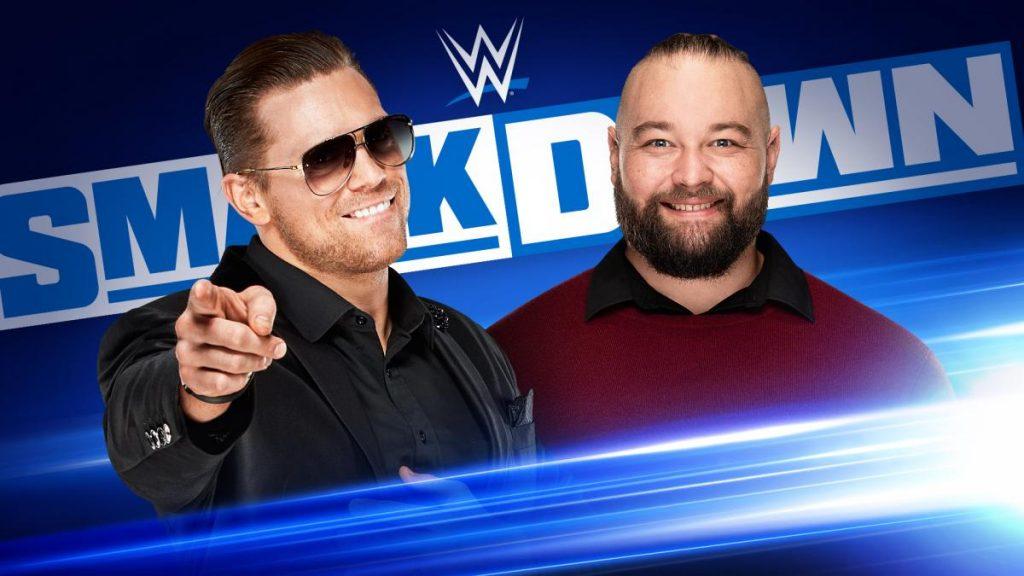WWE anuncia varios segmentos y combates para el próximo SmackDown