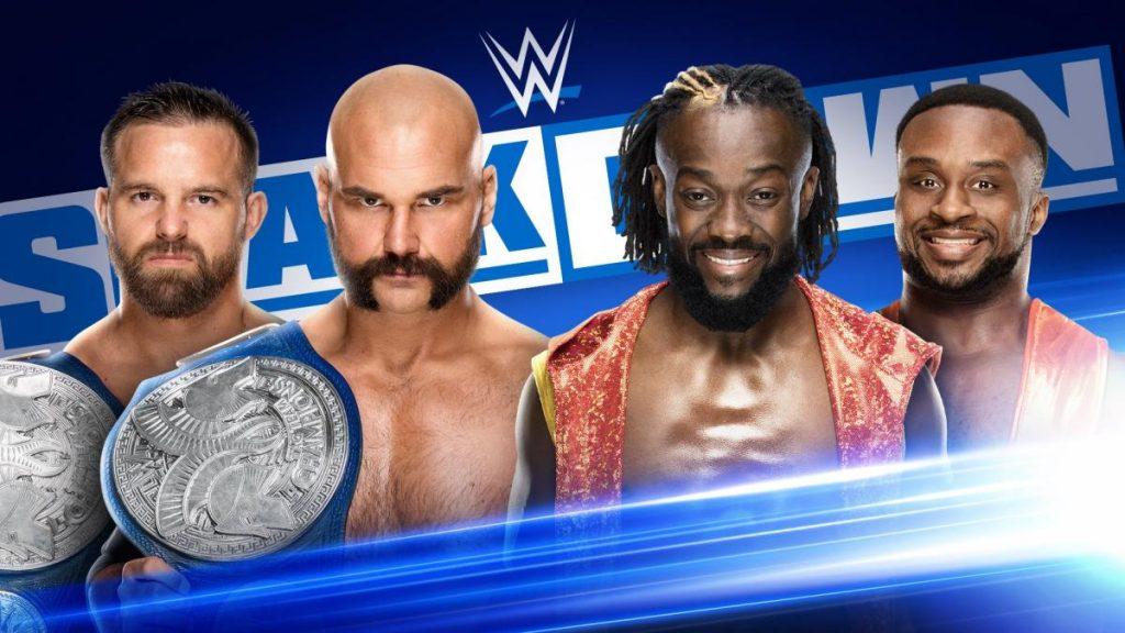 Previa WWE SmackDown: 8 de noviembre de 2019