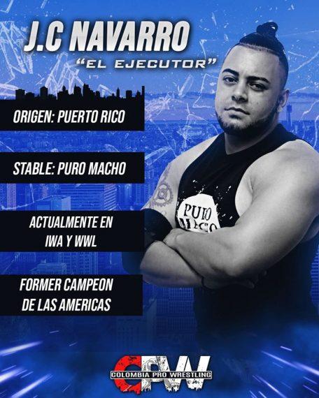 Indy Circuit #1: grandes exponentes del wrestling llegan a Colombia