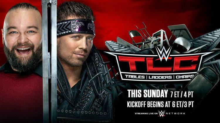 WWE TLC Resultados