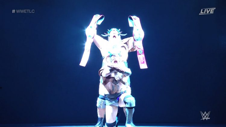 Viking Raiders retiene el Campeonato por Parejas de RAW en TLC