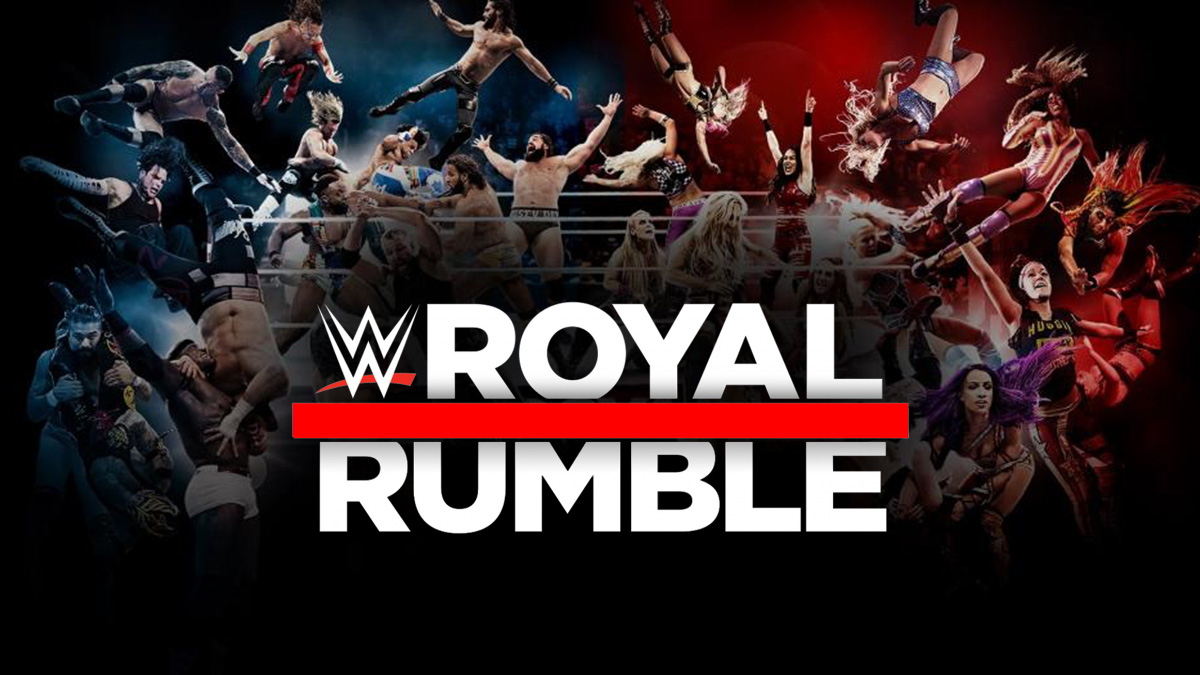Resultado de imagen para royal rumble 2020