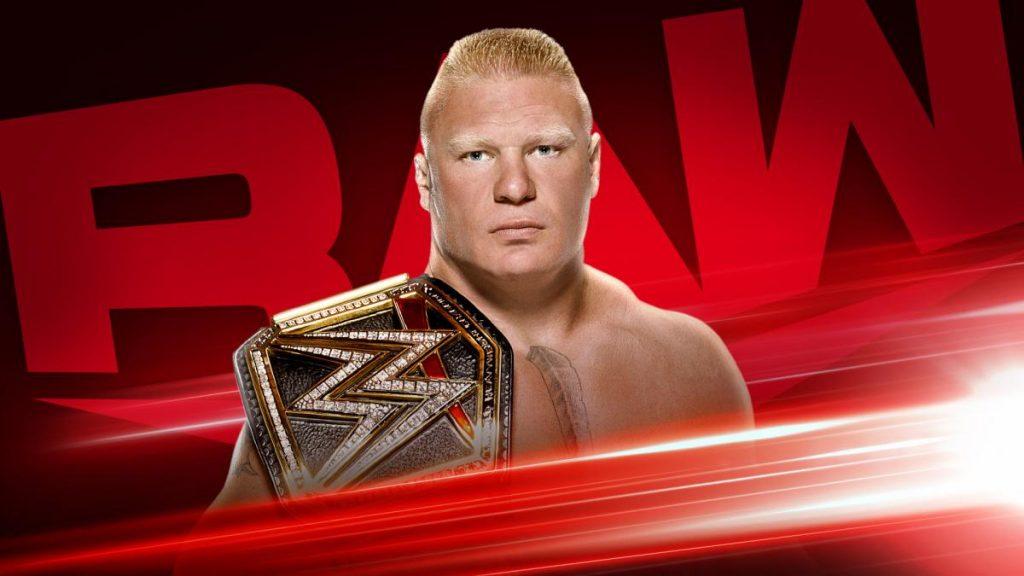 WWE Raw resultados 6 de enero