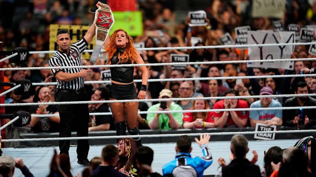 Review WWE Royal Rumble 2020 • ¡Así sí, WWE!