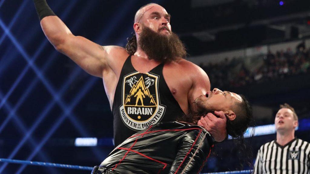 Previa WWE SmackDown: 31 de enero de 2020