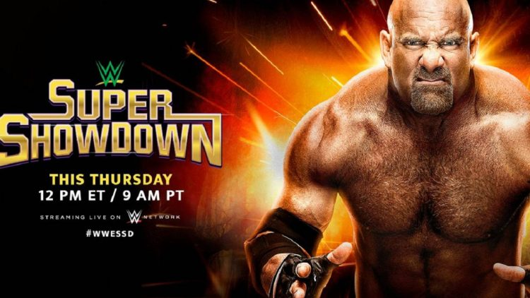 Posible Spoiler en Super ShowDown cambiaría cartelera de WrestleMania 36
