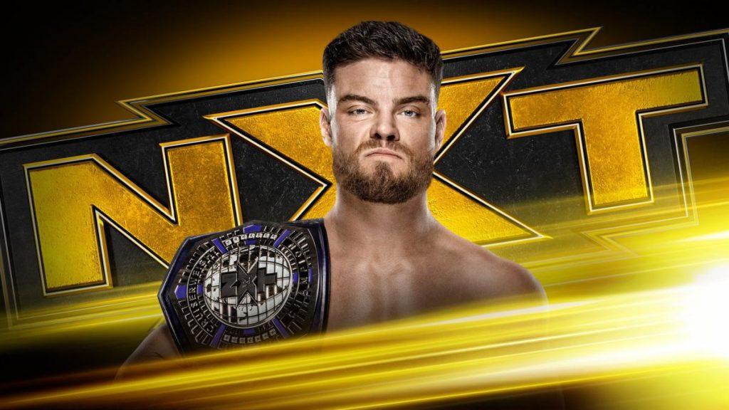 Previa WWE NXT: 5 de febrero de 2020