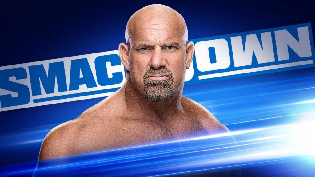 Previa WWE SmackDown: 7 de febrero de 2020