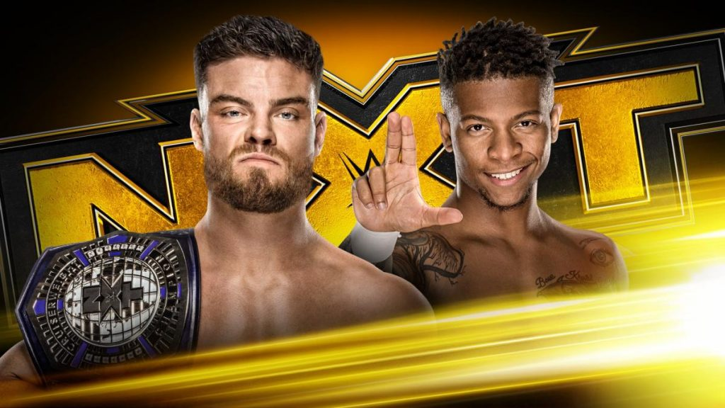 Previa WWE NXT: 19 de febrero de 2020
