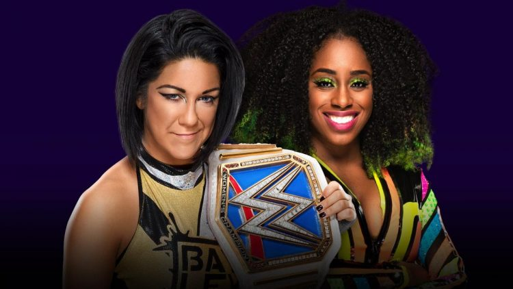 Apuestas Super ShowDown: Bayley vs Naomi