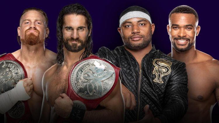 Apuestas Super ShowDown: Seth Rollins & Murphy vs Street Profits