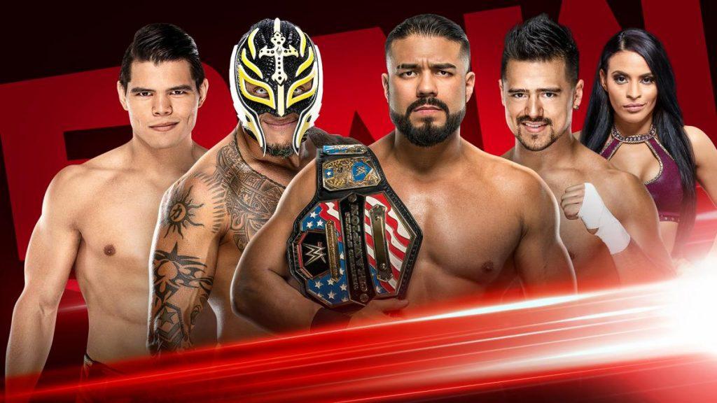 Previa WWE Raw: 2 de marzo de 2020