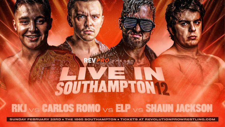 RevPro Live In Southampton 12