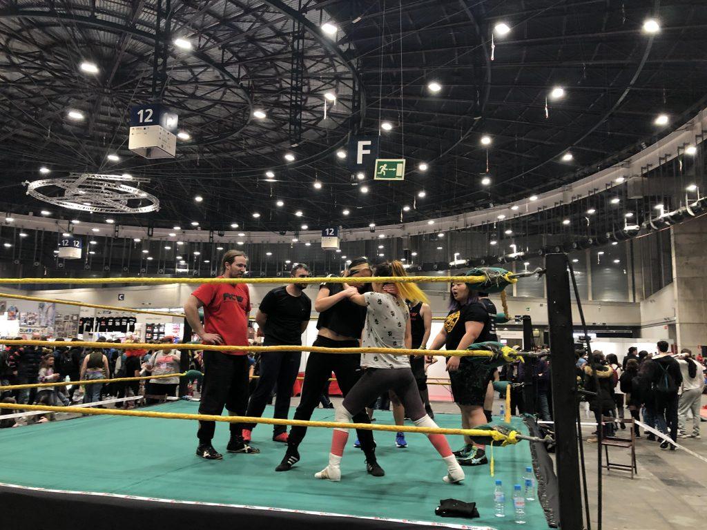 Wrestling en la Japan Weekend: shows de la RCW del 15 y el 16 de febrero