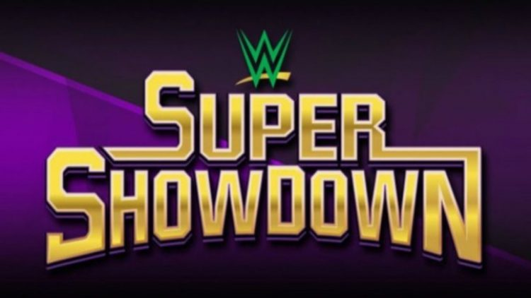 WWE anuncia más combates para Super ShowDown