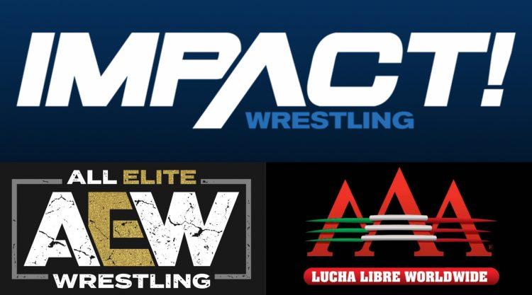 AEW y otras compañías podría tener problemas con el uso de wrestlers de AAA