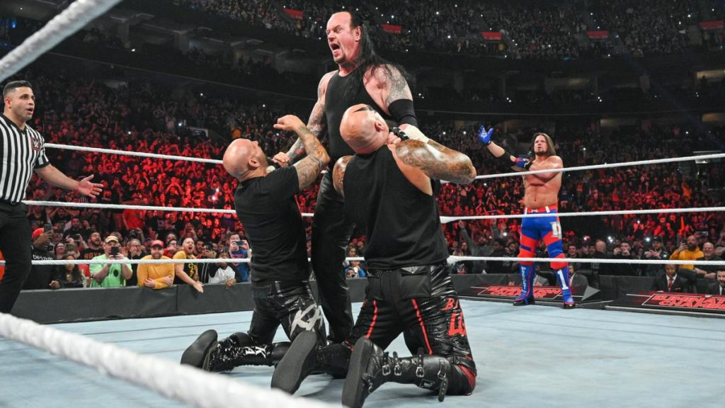 Review Elimination Chamber 2020