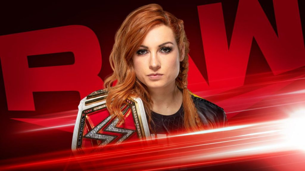 Previa WWE Raw: 30 de marzo de 2020