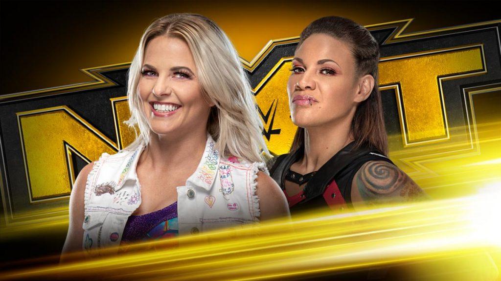 Previa WWE NXT: 18 de marzo de 2020