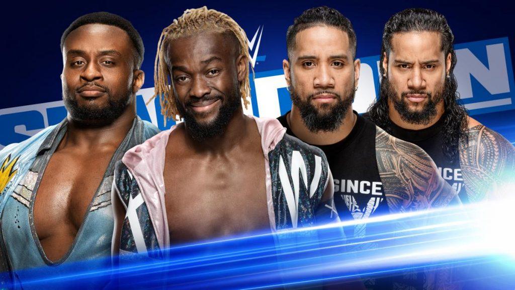 Previa WWE SmackDown: 27 de marzo de 2020