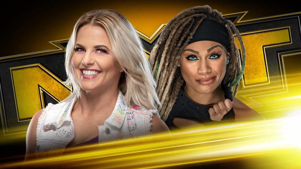 Previa WWE NXT: 25 de marzo de 2020
