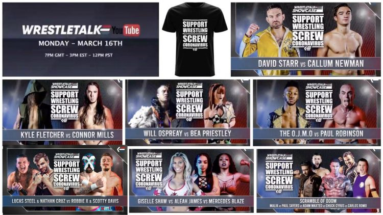 Will Ospreay WrestleTalk