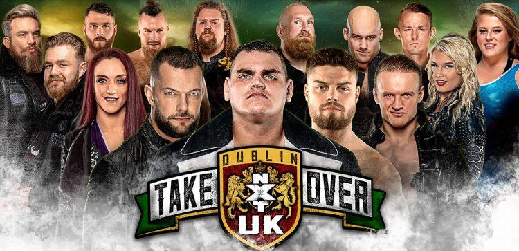 NXT UK Takeover Dublin