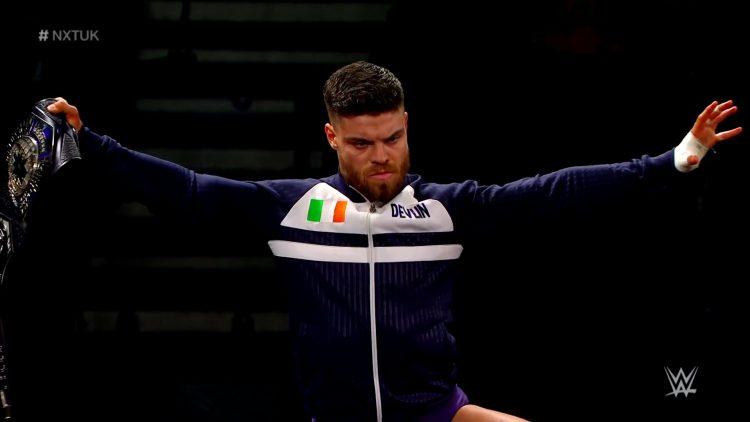 Jordan Devlin NXT UK