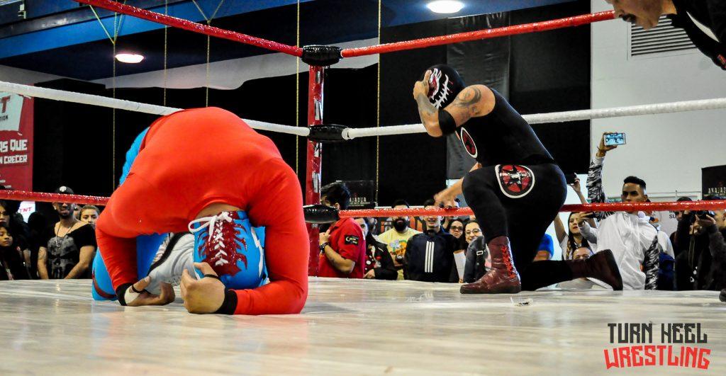 Equipos de Lucha Libre suspende 'Dominio Total' por el COVID-19
