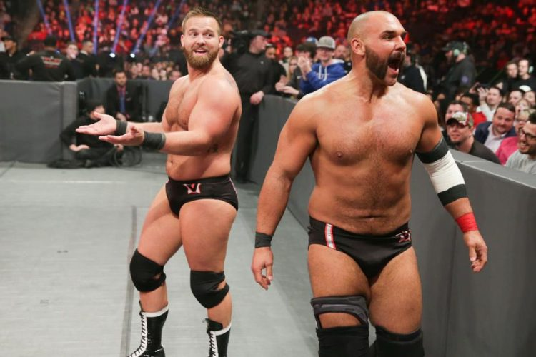 The Revival WrestleMania 36