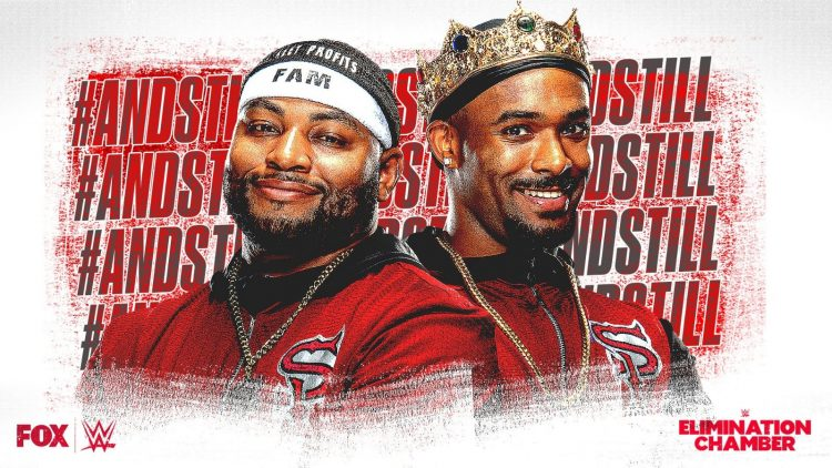 Street Profits WWE Elimination Chamber
