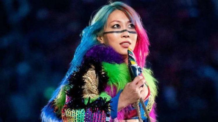 ¿Corre peligro la presencia de Asuka en Elimination Chamber? Cesaro y Asuka se quedarían fuera de WrestleMania 36