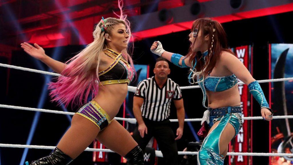Review WWE WrestleMania 36 noche 1 y 2 • Un evento distinto